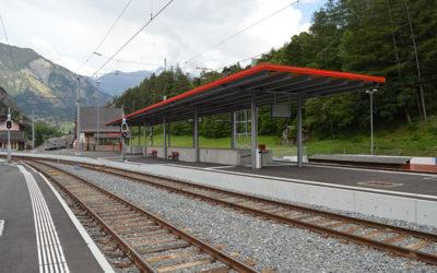 Gare de Sembrancher